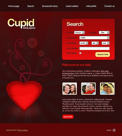 Free and open-source Social Dating software Open Source CMS Demos